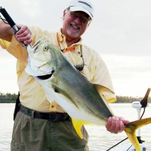 client with jack crevalle