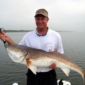 client with redfish fog