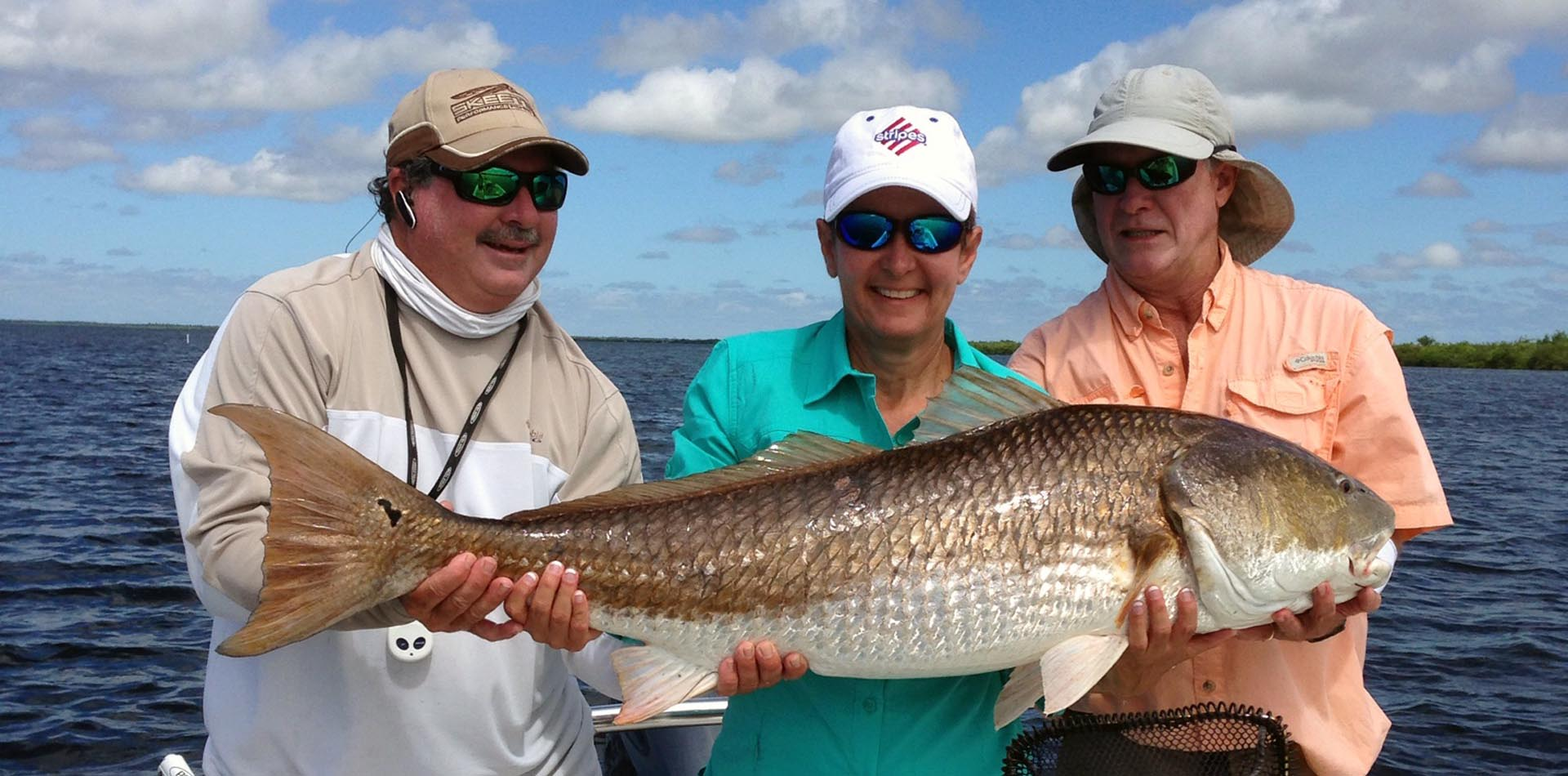 Flats & Backcountry Charters